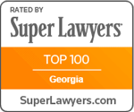 Super Lawyers Top 100 Georgia