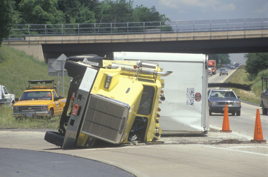 Who Can Be Held Liable in an Atlanta Truck Accident?